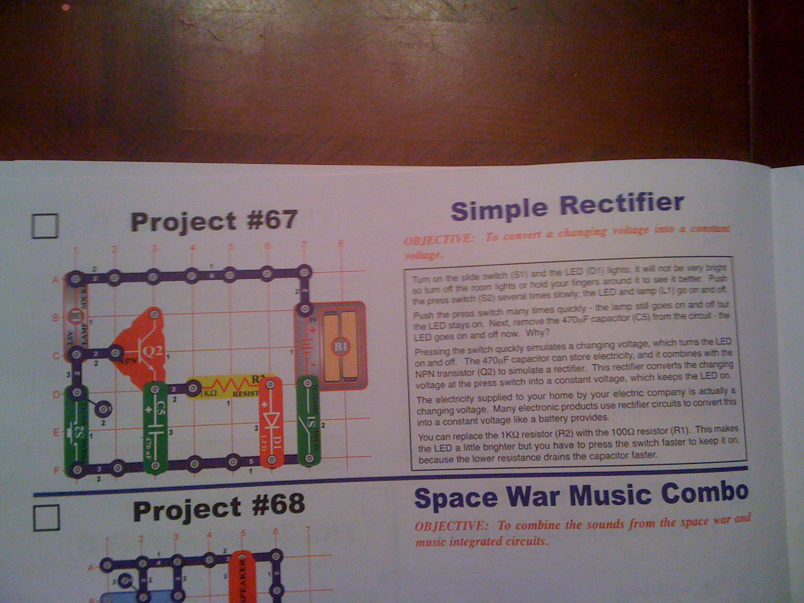 snap circuits review rh codecube net Snap Circuits Beginner Snap Circuits Beginner